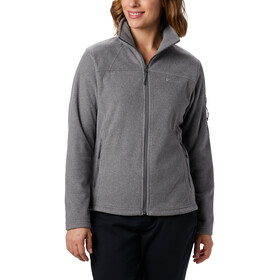 Columbia Fast Trek II Chaqueta Mujer, city grey heather
